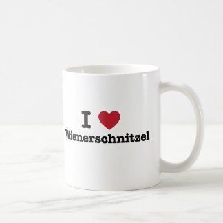 Mug J'aime le wienerschnitzel