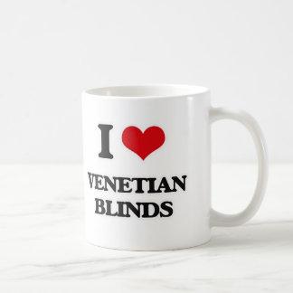 Mug J'aime les aveugles vénitiennes