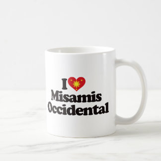 Mug J'aime l'Occidental de Misamis