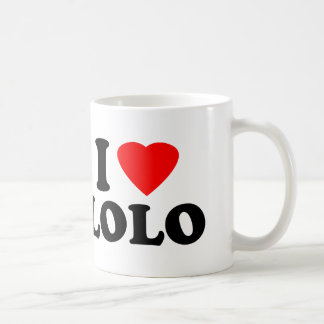 Mug J'aime Lolo