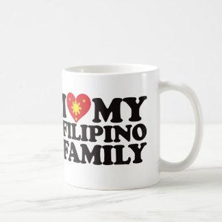 Mug J'aime ma famille philippine