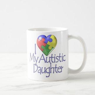 Mug J'aime ma fille autiste