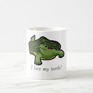 Mug J'aime ma tortue