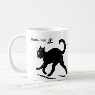 Mug J'aime mes chats et mon noir de café