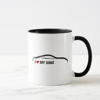 Mug J'aime mon 350Z