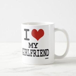 Mug J'aime mon amie