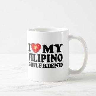 Mug J'aime mon amie philippine