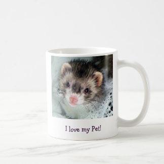 Mug J'aime mon animal familier !