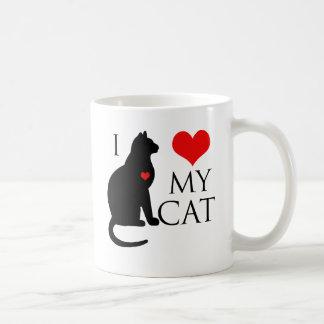 Mug J'aime mon chat
