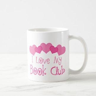 Mug J'aime mon club de lecture