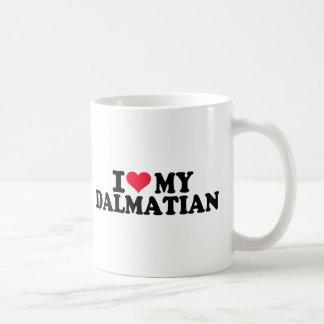 Mug J'aime mon Dalmate