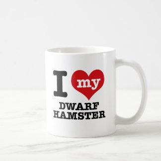 Mug J'aime mon hamster nain