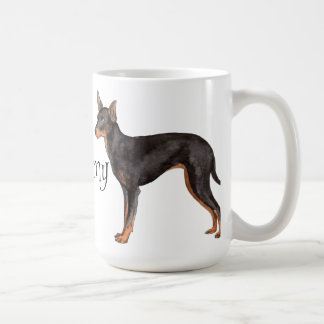 Mug J'aime mon jouet Manchester Terrier