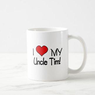 Mug J'aime mon oncle Tim