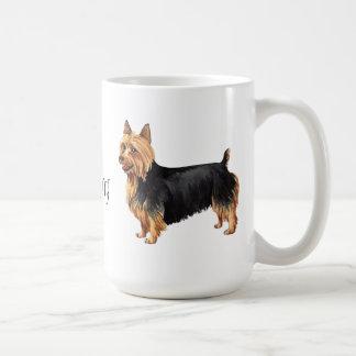 Mug J'aime mon Terrier australien