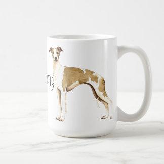 Mug J'aime mon whippet