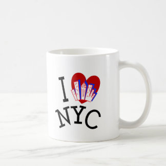 Mug J'aime New York City