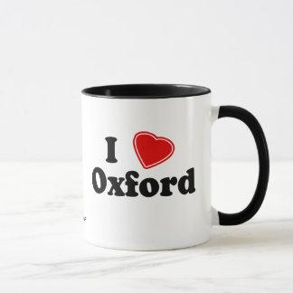 Mug J'aime Oxford