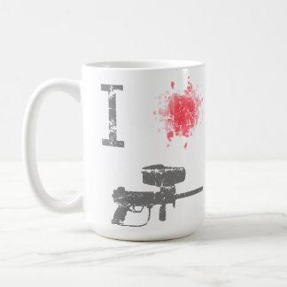 Mug J'aime Paintballing