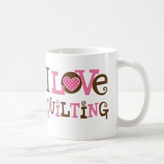 Mug J'aime piquer (le cadeau de Quilter)