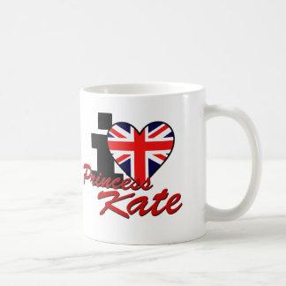 Mug J'aime princesse Kate