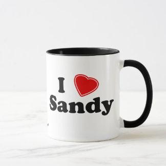 Mug J'aime Sandy