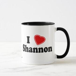 Mug J'aime Shannon