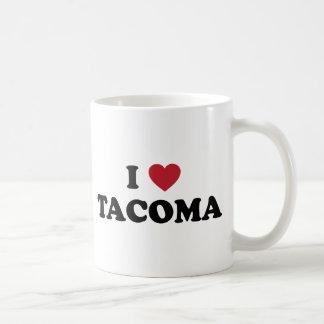 Mug J'aime Tacoma Washington