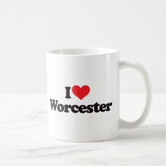Mug J'aime Worcester