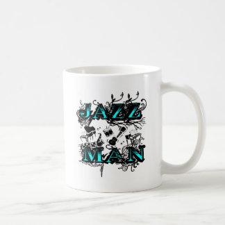 Mug Jazz d'homme de jazz