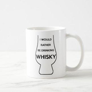 Mug Je boirais plutôt du whiskey 11oz