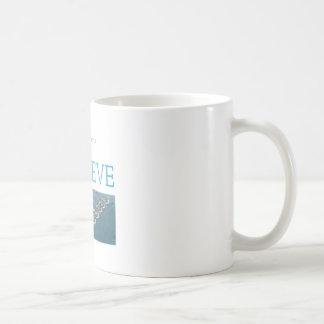 Mug JE CROIS - des îles de Menorah
