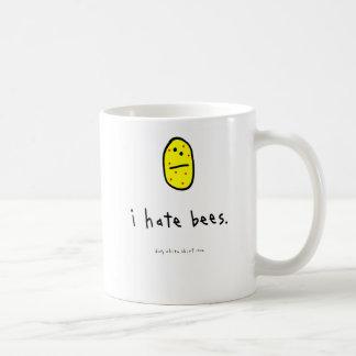 Mug je déteste des abeilles
