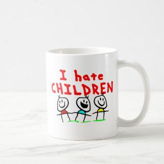 Mug Je déteste des enfants !