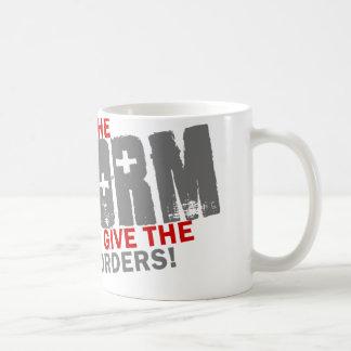 Mug Je donne les ordres