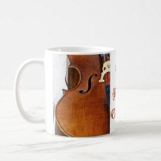 Mug Je joue le violoncelle