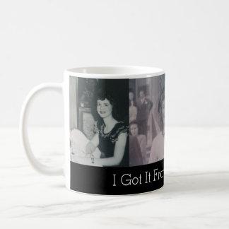 Mug Je l'ai obtenu de ma grand-maman