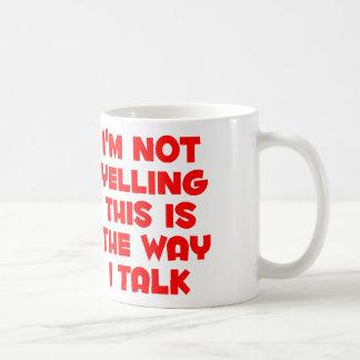 Mug Je ne hurle pas