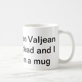 Mug je ne peux pas croire que le treillis valjean est