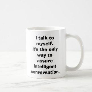 Mug Je parle me