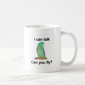 Mug Je pouvez-vous parler, pouvez-vous voler ?