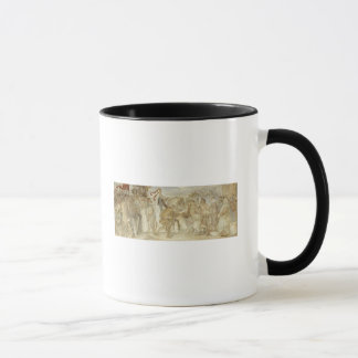 Mug Je recherche mon âne, château de Wartburg
