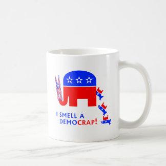 Mug Je sens un Democrap