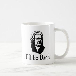 Mug Je serai Bach