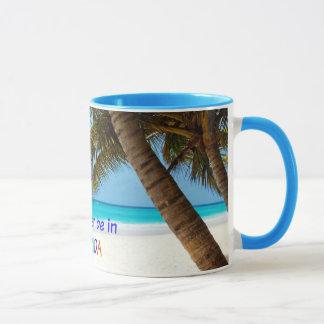 Mug Je serais plutôt en Floride