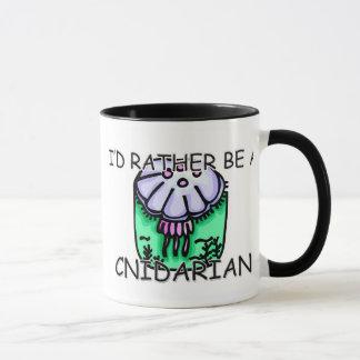 Mug Je serais plutôt un Cnidarian