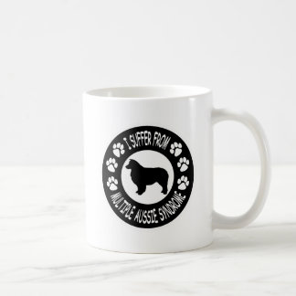 Mug Je souffre du syndrome australien multiple