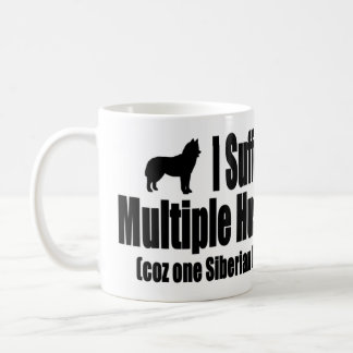 Mug Je souffre du syndrome enroué multiple