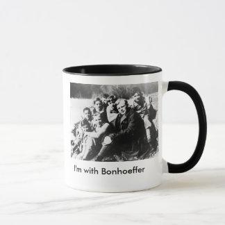 Mug Je suis avec Bonhoeffer