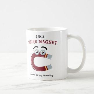 Mug Je suis d'aimant étrange